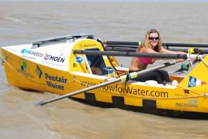 katie rowing